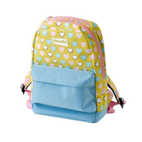 Brownies Heart Backpack
