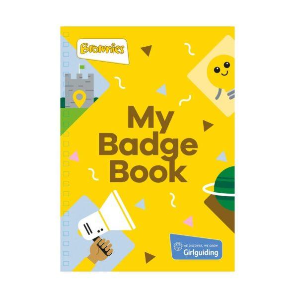 Brownie My Badge Book